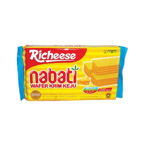 RICHEESE Nabati Wafer 75gr