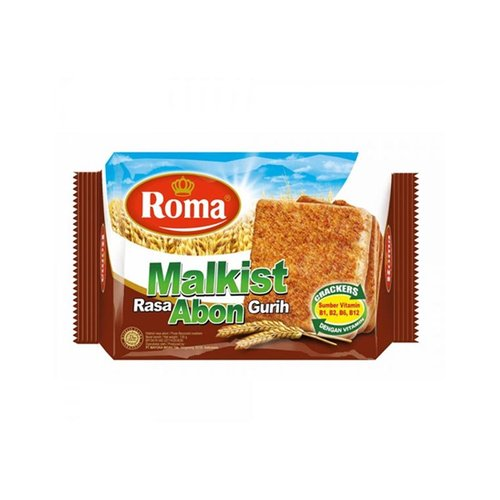 ROMA Malkist Abon Crakers 135gr
