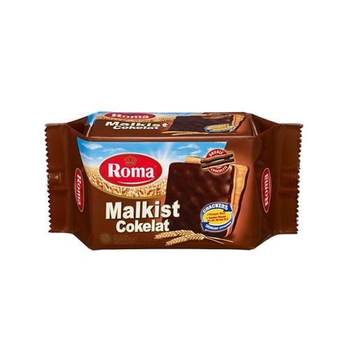 ROMA Malkist Cokelat 120gr