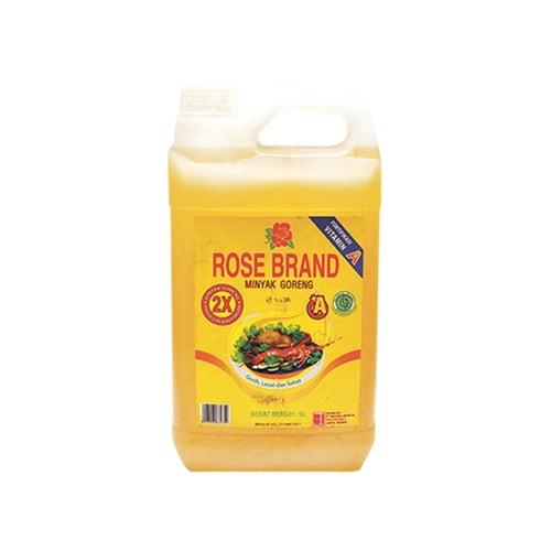 ROSE BRAND Minyak Goreng 5Lt