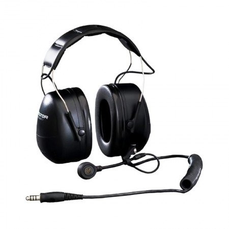 3M Peltor? MT7H79A MT Series Industrial Headsets for Use with 2 Way Radios