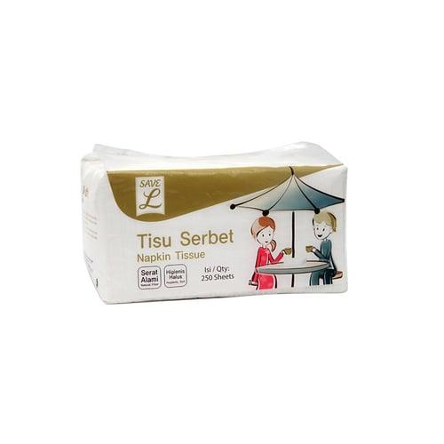 SAVE L Napkin Tissue 250 Sheet