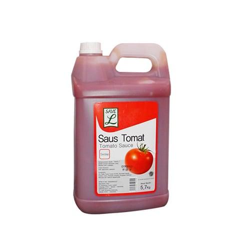 SAVE L Tomat Sauce Jerigen 5.7Kg