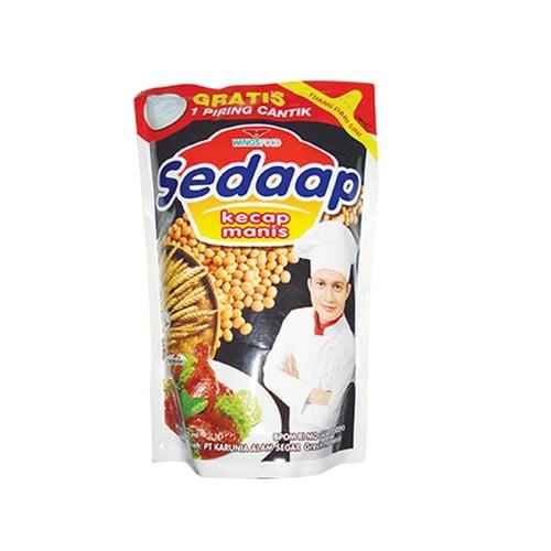 SEDAAP Kecap Manis Pouch 600ml
