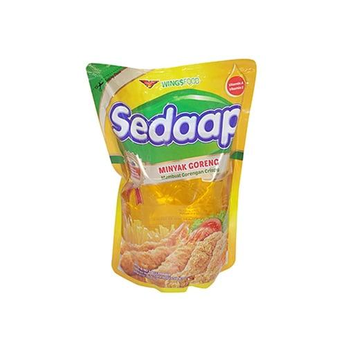 SEDAAP Minyak Goreng Pouch 2ltr