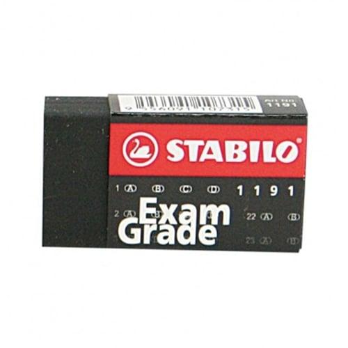 STABILO Eraser Examgrade Small 6pc