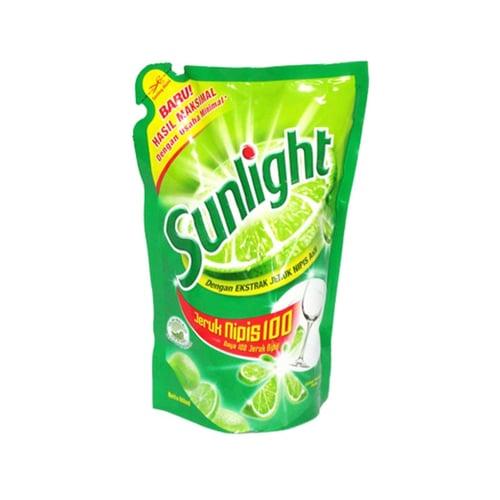SUNLIGHT Liquid Lime Pch 800ML