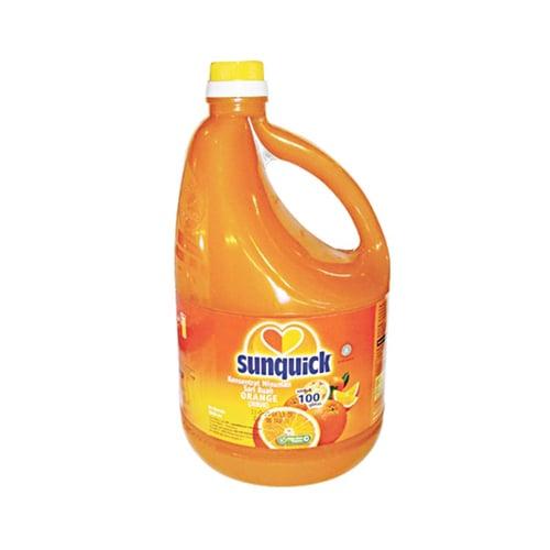 SUNQUICK Jumbo Super Orange 2ltr