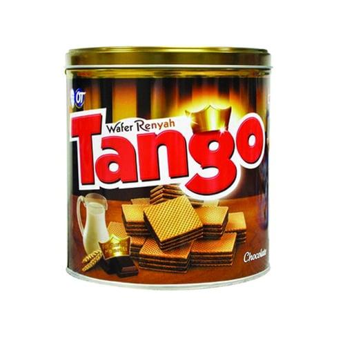 TANGO Wafer Chocolate 350gr Isi 6pcs