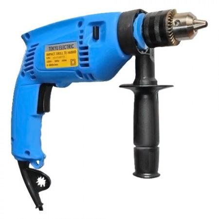 TOKYU Impact Drill Reversible TE1600ID Blue