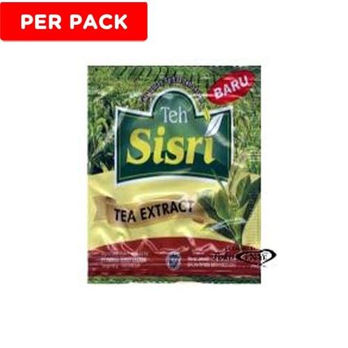 TEH SISRI Tea Extract 8gr 10 Sachet 12Renceng