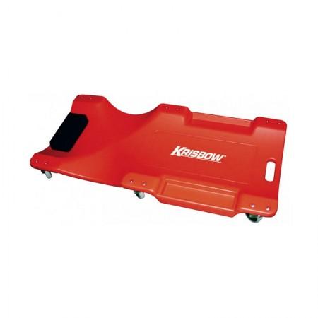 KRISBOW KW0101976 Plastic Creeper 1030X510X105mm