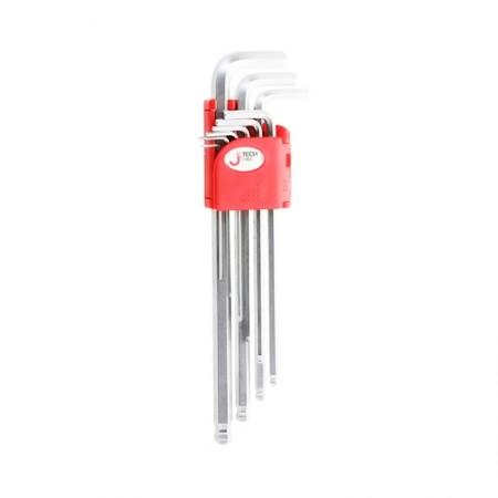 JETECH Hexagon Ballpoint Key BL-C9I JC0000414 1.5-10 mm