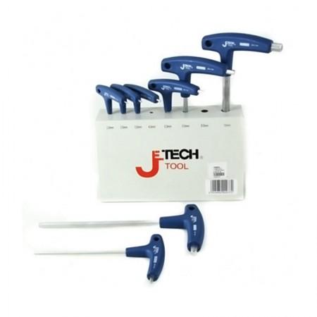 JETECH Flat Hex Key T Type Set TPS-C8 JC0001015