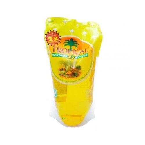 TROPICAL Minyak Goreng Pouch 1ltr