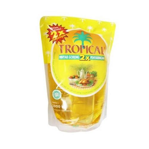 TROPICAL Minyak Goreng Pouch 2ltr