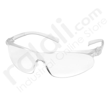 3M 11384-00000-20 Virtua Sport Clear Temple Anti Fog Lens @20Pcs