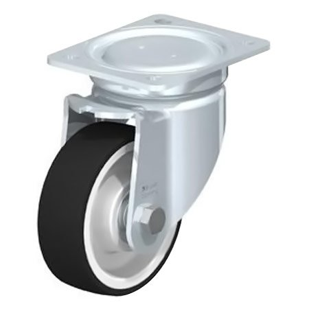 BLICKLE LU-POTH 125K Thermoplastic Polyurethane Tread with Swivel Castors Type:LU-POTH 150G