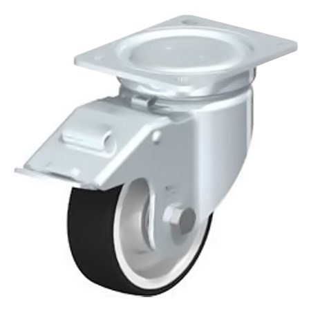 BLICKLE LU-POTH 125K-FI Thermoplastic Polyurethane Tread with Swivel Castors Brake Type:LU-POTH 160G-FI