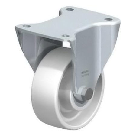 BLICKLE BH-PO 127K with Top Plate Fitting Nylon Wheel Fixed Castors Type:BH-PO 150G