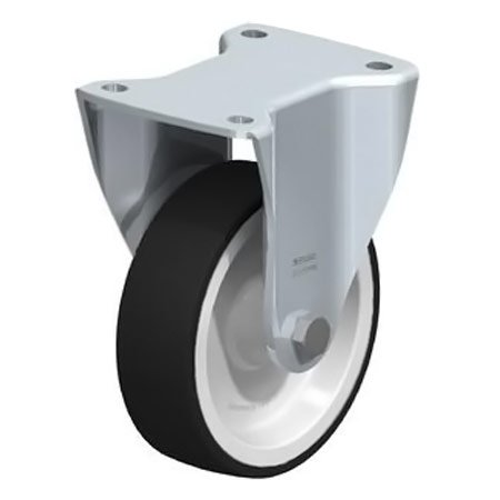 BLICKLE BH-POTH 150G Thermoplastic Polyurethane Tread with Fixed Castors Type:BH-POTH 250G