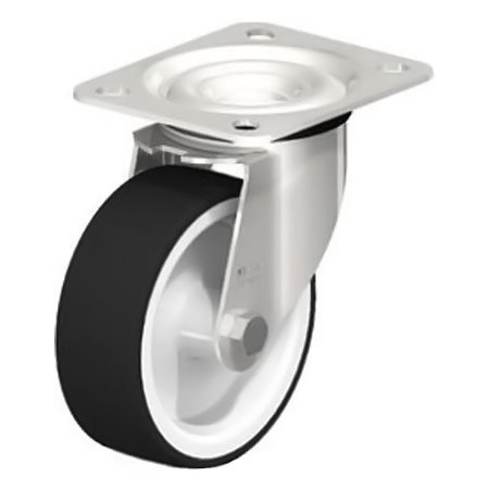 BLICKLE LEX-POTH 100G Wheel with Thermoplastic Polyurethane Tread Swivel Castors Type:LEX-POTH 100XR