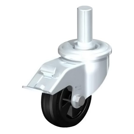 BLICKLE LEZ-VPP 80G-FI Standard Solid Rubber Tyre with Swivel Castors Type:LEZ-VPP 150G-22-FI