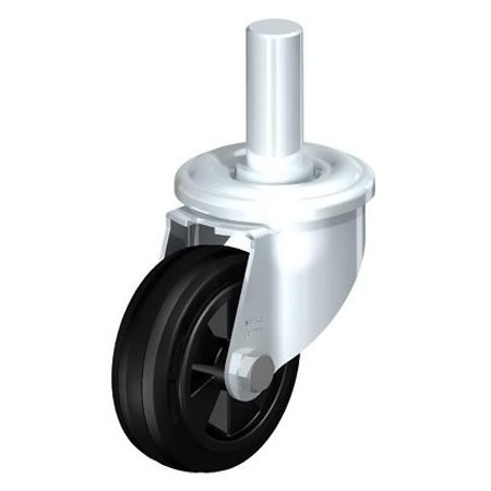 BLICKLE LEZ-VPP 80G Standard Solid Rubber Tyre with Swivel Castors Type:LEZ-VPP 82G