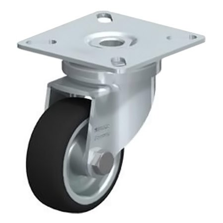 BLICKLE LPA-PATH 50G Thermoplastic Polyurethane Tread with Swivel Castors Type:LKPA-PATH 101K-FK