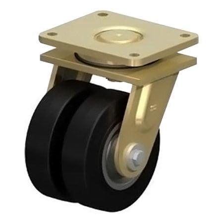 BLICKLE LSD-SE 160K-35 Wheels with Elastic Solid Rubber Tyres Swivel castors Type:LSD-SE 250K