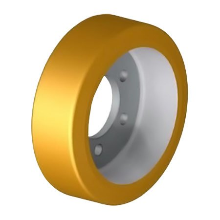 BLICKLE RTH 230x75/80-6 Drive and Running Wheels for Stackers Pimespo Type:RTH 230x72/10-6-P