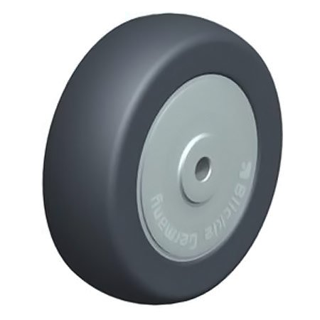 BLICKLE VGA 101/8K-FK Wheels Solid Rubber Tyres with Synthetic Rim Type:VPA 150/12G