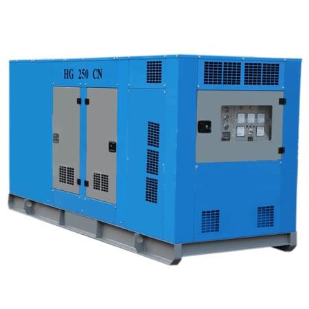 HARGEN Cummins Diesel Generator Silent 100 Kva With Stamford