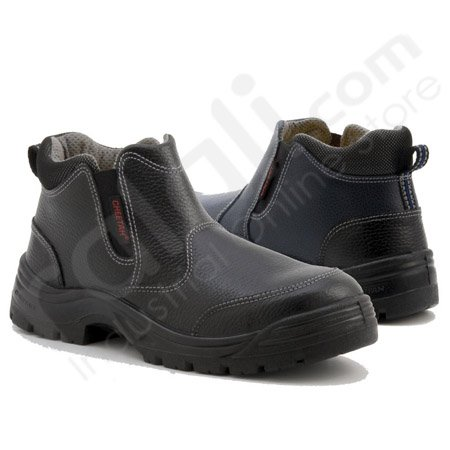 Cheetah Safety Shoes (Sepatu Safety) 5103HH Size 43