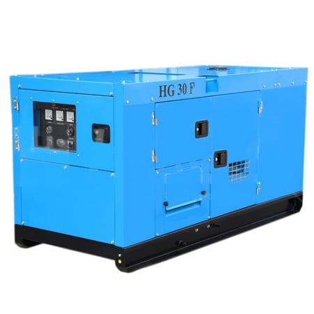 HARGEN Foton Diesel Generator Silent 25 Kva With Daigenko