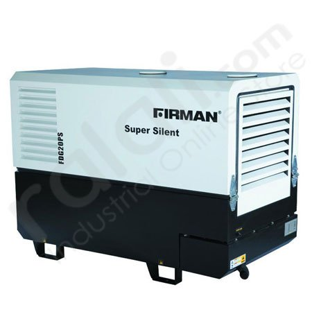 FIRMAN Silent Diesel Generator 3 Phase 10KVA FDG13PS