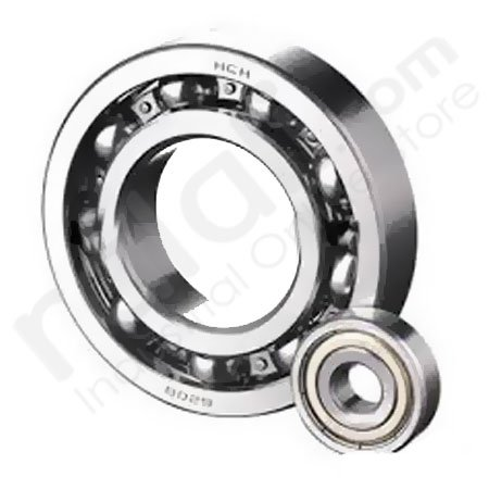 HCH 6206 Bearing 62 Series Deep Groove Ball Open @12Pcs type:6207 - RS