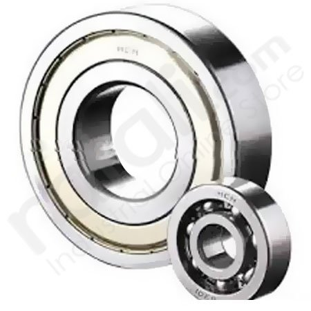 HCH 6301 Bearing 63 Series Deep Groove Ball Open @12Pcs type:6303 - RS