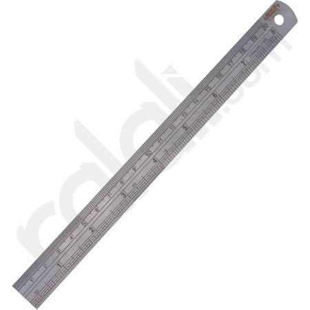 INSIZE 7110-150 Steel Rule 150MM (Penggaris Besi)