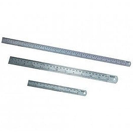 KRISBOW KW0100650 Steel Rule 6 Inch/150MM type:KW0100651