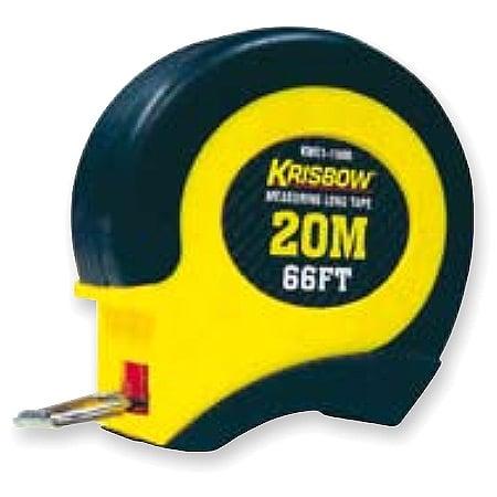 KRISBOW KW0101980 Measuring Tape Steel 20M type:KW0101981