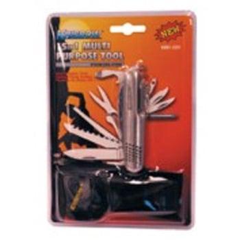 KRISBOW KW0102221 Pocket Knife 15 In 1 type:KW0102222