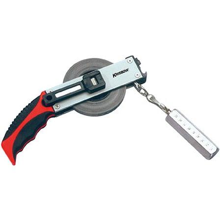 KRISBOW KW0102918 S/Steel Depth Measuring Tape 20M type:KW0102919