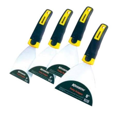 KRISBOW KW0102923 Putty Scrapper 4 Inch