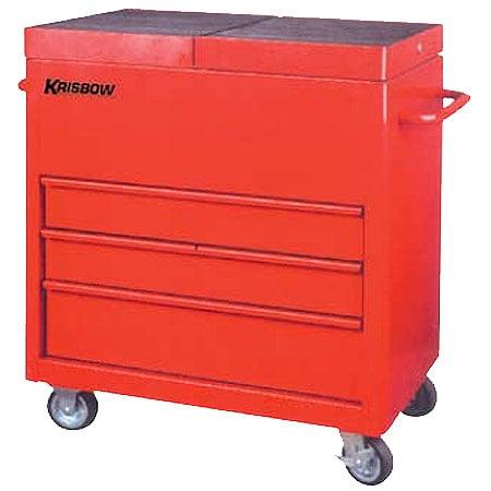 KRISBOW KW0102945 Tool Cabinet 690x460x829MM type:KW0102946