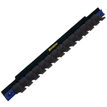 KRISBOW KW0102956 Tool Organizer for Socket 1/4 Inch type:KW0102957