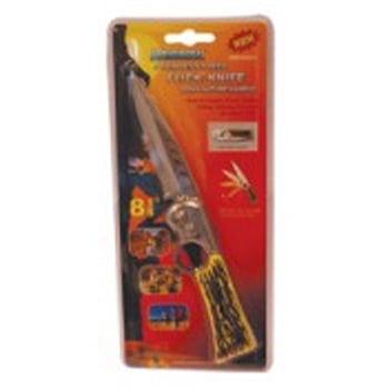 KRISBOW KW0103412 Flick Knife Ss 20.7cm type:KW0103413