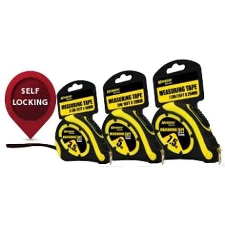 KRISBOW KW0104033 Measuring Tape Yellow 3.5M type:KW0104035