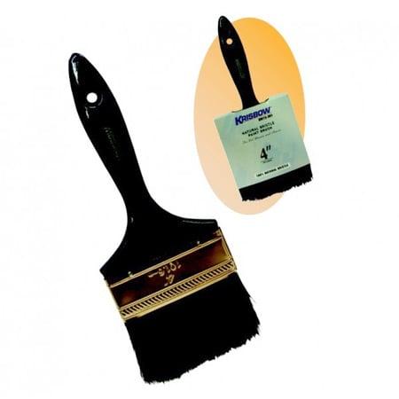 KRISBOW KW1200198 Paint Brush 1 Inch Contractor Grade type:KW1200199