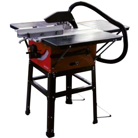 KRISBOW Table Saw KW2200161 2HP 1PH 10 Inch